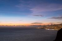 Abendlicher Blick auf Funchal